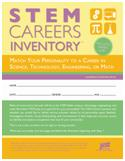 Stem Career Inventory