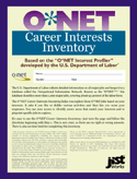 new career interest inventory