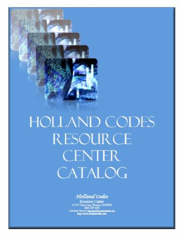 Hollandcodes.com Catalog