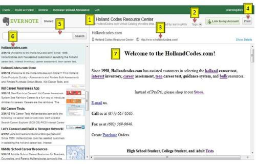 Hollandcodes.com virtual catalog