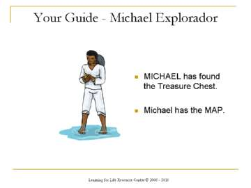 African American - Michael the Guide