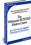 Webmaster BUSINESS Masters Course Book