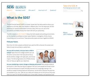 SDS internet